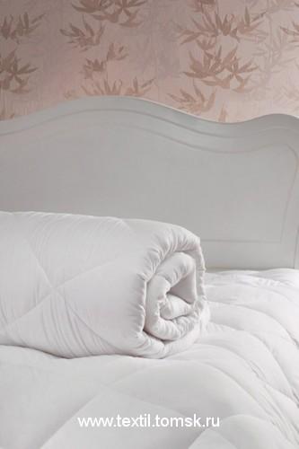 Стеганное силиконовое одеяло микрофибра Walls.