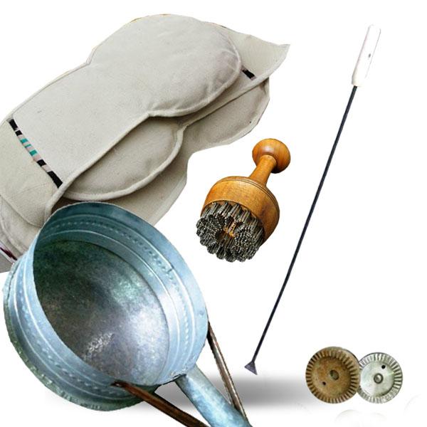 Набор пекаря, инструмент, инвентарь для тандыра