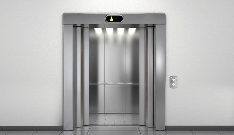 Звуковая аудиореклама в лифте